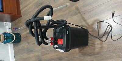Fluval Canister Filter for Aquariums - 406 used