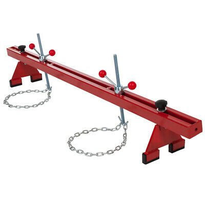 500kg Engine Support Double Beam Bar Stand Motor Traverse Lift Gearbox UK 2020