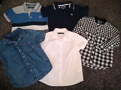 Boys NEXT Bundle of 5 shirts age 2-3 years excellent condition