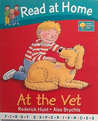 Read At Home Children's Educational Learn to Read book