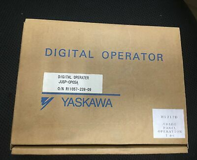 1PC BRAND NEW IN BOX Yaskawa server panel JUSP-OP05A FREE SHIPPING #YP1