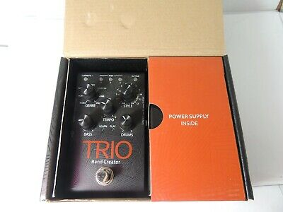 Digitech Trio Band Creator Effects Pedal Free USA Shipping