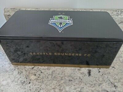 Seattle Sounders 2020 Metal Tin MLS Cup Champions Season Ticket Member Alliance