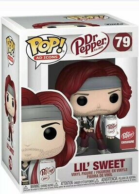 Funko POP! Ad Icons Dr. Pepper Lil Sweet #79 Exclusive
