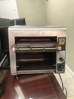Star/Holman Model QCS-1-350 COMMERCAIL CONVEYER TOASTER WORKS