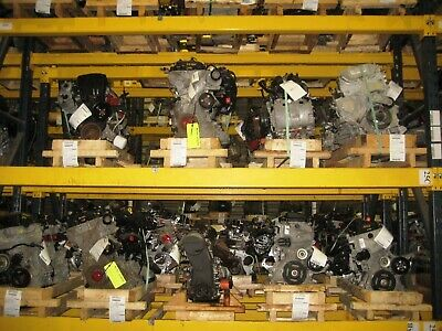 2011 2012 2013 Ford Fiesta 1.6L Engine Motor 83K OEM