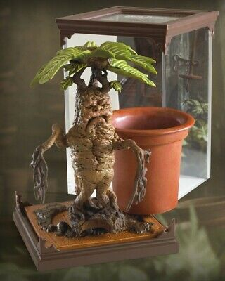 Harry Potter - Créatures magiques - Figurine Mandrake (Mandragore) - Noble Colle