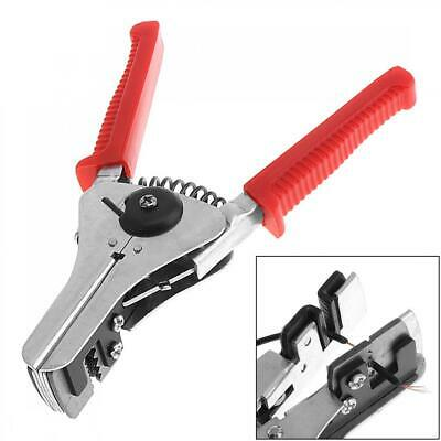 7'' Automatic Cable Wire Stripper Crimper Crimping Tool Adjustable Plier Cutter