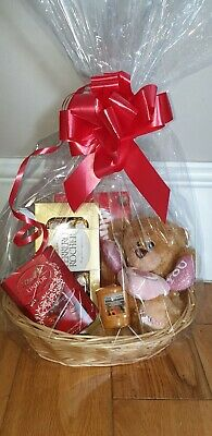 Birthday, Mothers Day Any Occasion Gift Hamper Basket