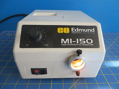 Edmund Optics MI-150 High-Intensity Illuminator - FiberLite