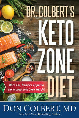 (PDF version) Dr. Colbert's Keto Zone Diet Recipe Book Ketogenic Diet slimming