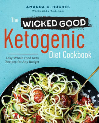 (PDF version) The Wicked Good Ketogenic Diet Cookbook Recipes Keto