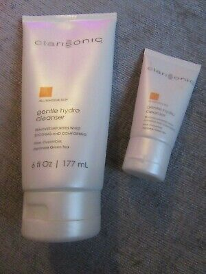 Clarisonic gentle hydro cleanser-177ml and 30ml sealed-I combine postage