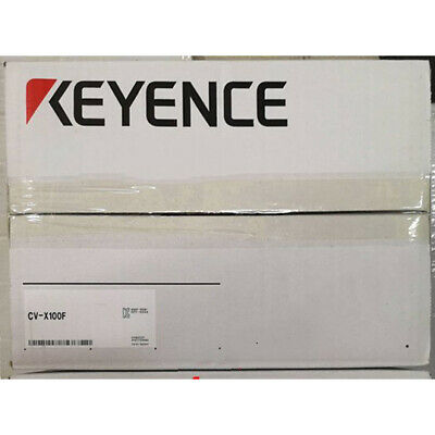 1PC NEW KEYENCE CV-X100F Vision system controller IN BOX FREE SHIPPING #YP1