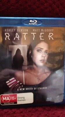 Ratter Blu Ray Region B  New/Unsealed Free Postage