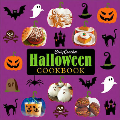 (PDF Version) Betty Crocker Halloween Cookbook   Recipes Party Food