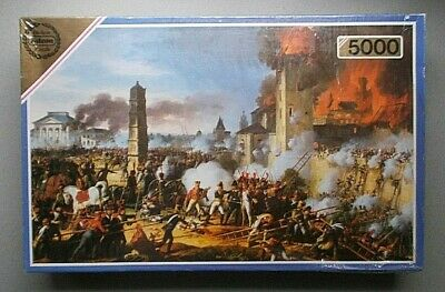 Piece Jigsaw Puzzle The Attack & Taking