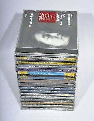 17 New SEALED CD LOT CLASSICAL Music RARE Collection Chopin Mozart ++ MUST READ