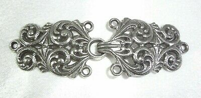 Tinn-Per Norwegian Pewter Clasp For Sweaters//Cardigans-Various Sizes-Your Choice
