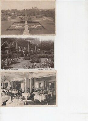 Postcards -  Pubs and Hotels, UK x 3
