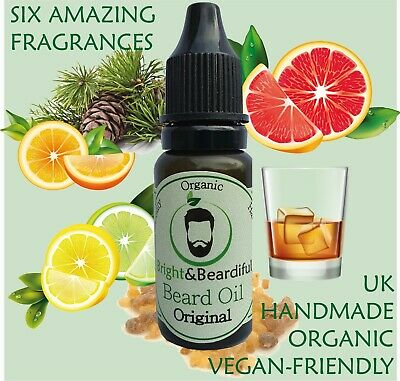 Beard Oil for Conditioning & Growth, Thicker, Fuller and Softer Beardiful Beard