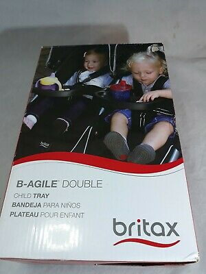 Britax B-Agile Double Stroller Child Snack Tray