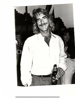 S120 Sam Elliott of Mask Fifth Anniversary Party 1987 7 x 9 candid photograph