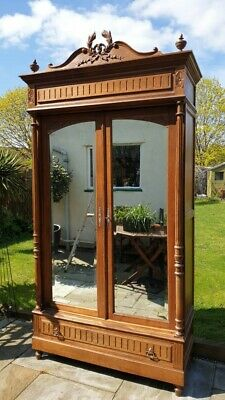 Antique French Armoire Vintage Great Condition