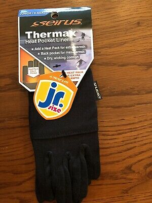 Seirus Thermal Pocket Liners Junior Extra Small
