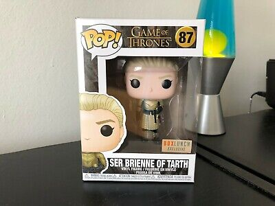 Funko Pop! Ser Brienne Of Tarth Thrones  Boxlunch  Exclusive Fast Free Shipping