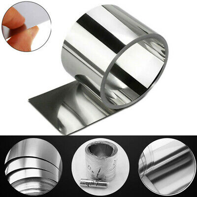 Stainless Steel Sheet Strip Metal Thin Foil Plate 0.05mm-0.2mm For Industry Tool