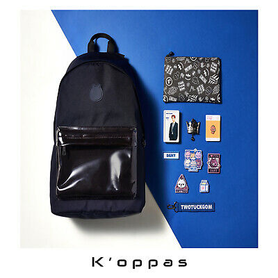 TWOTUCKGOM X MONSTA X Danygom DIY Backpack Set Official MD+Tracking Kpop