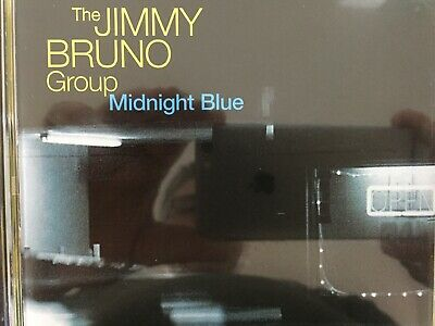 JIMMY BRUNO GROUP - Midnight Blue CD 2001 Concord Jazz AS NEW!