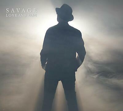 Savage Love And Rain CD Nuovo & Sigillato