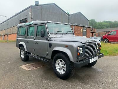 57 Land Rover 110 Defender Puma 2.4TDi County. 7 Seater. 72000 miles.