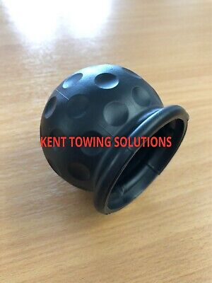 """New PVC Rubber Tow Ball Towball """"Golf Ball"""" Cover, Cap, Protector 50mm - Maypole"""