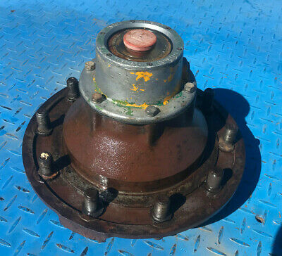 Standard Forge A19 COMPLETE Trailer Axle RH Hub Assembly 300126