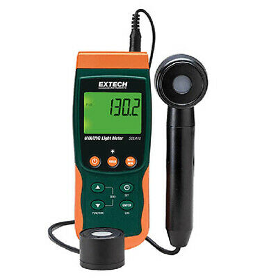 Extech SDL470 Short/Long Wave UV Irradiance Light Meter