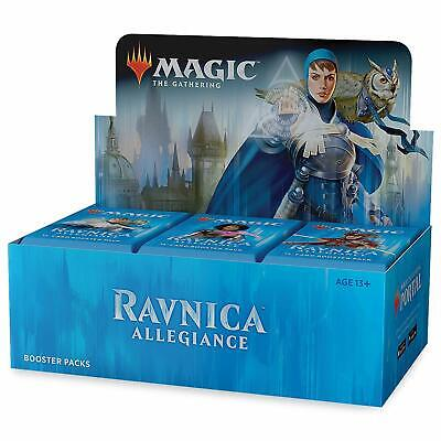 MAGIC - Box sigillato - Booster box -Fedeltà di Ravnica-Ravnica Allegiance - ITA