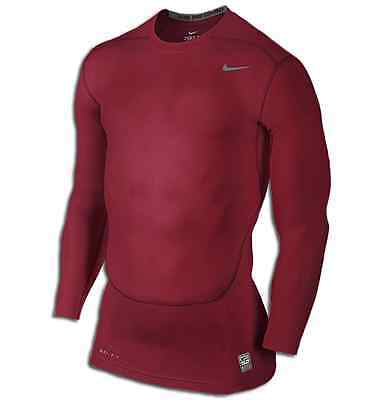 NIKE HOMME COMPRESSION T Shirt Nike Pro Top Ss Maquette Gris