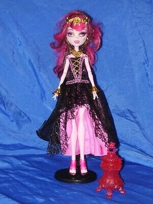 Monster High 13 Wishes Draculaura Haunt The Casbah COMPLETE Mattel 2013