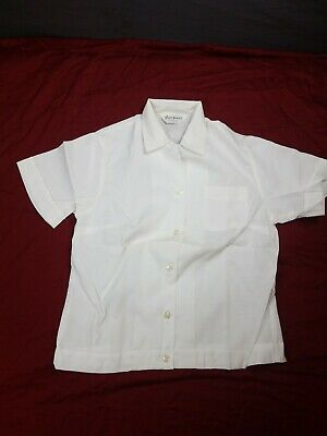 NEW Vintage Women's Bowling 60s Nat Nast Shirt Made In USA SILVER