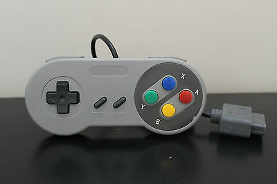 Super Nintendo SNES Controller New! 3rd Party - Canadian Seller - Free Shipping