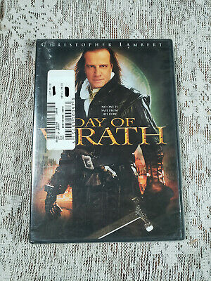 Day of Wrath (DVD, 2006) NEW - Sealed