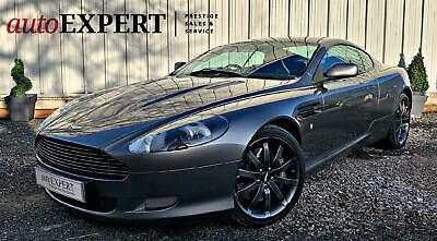 2004 Aston Martin DB9 V12 Touchtronic Auto Entry Coupe Petrol Automatic
