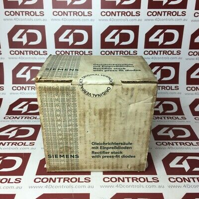 C66117-A5106-A101 | Siemens | Rectifier Diode Stack - New Surplus Sealed