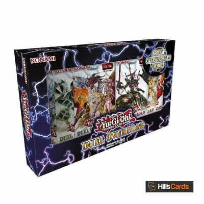 YuGiOh Duel Overload Box - English 1st Edition - Brand New & Sealed