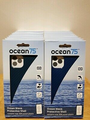 X 20 Joblot Wholesale Clearance of Ocean 75 Cases for Apple iPhone 11 Pro 5.8 in