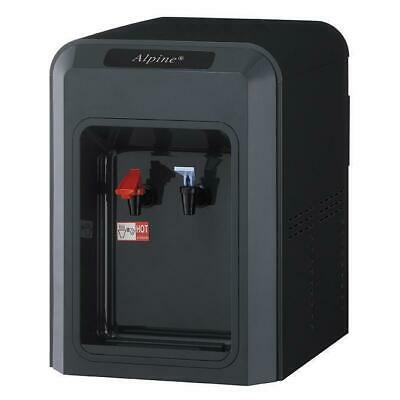 Alpine Coolers 3003 AURORA Point Of Use Tabletop Water Dispenser with Tomlinson