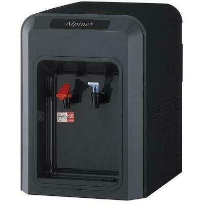 Alpine Coolers 3003-UV AURORA Point Of Use Tabletop Water Dispenser with UV Sani